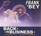 FRANK BEY Back In Business album cover