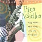 FRANK CATALANO Pins'N'Needles album cover