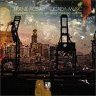 FRANK ROSALY Cicada Music album cover