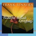 FRANK SINATRA Beautiful Ballads & Love Songs album cover
