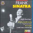 FRANK SINATRA Night And Day album cover