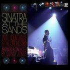 FRANK SINATRA Sinatra at the Sands album cover