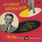 FRANK SINATRA Sing and Dance With Frank Sinatra album cover