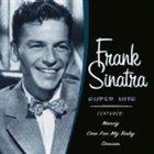 FRANK SINATRA Super Hits album cover