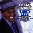 FRANK SINATRA That's Life album cover