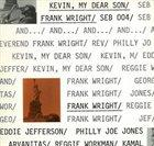 FRANK WRIGHT Kevin, My Dear Son album cover
