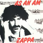 FRANK ZAPPA As an Am [Beat the Boots #1] album cover