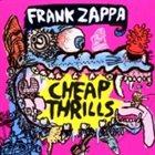 FRANK ZAPPA Cheap Thrills album cover