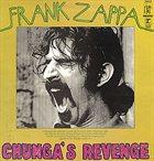 FRANK ZAPPA Chunga's Revenge album cover