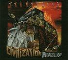 FRANK ZAPPA Civilization Phaze III album cover