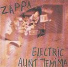 FRANK ZAPPA Electric Aunt Jemima [Beat the Boots #9] album cover