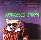 FRANK ZAPPA Francesco Zappa album cover