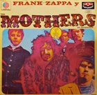 FRANK ZAPPA Frank Zappa y The Mothers of Invention album cover