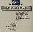 FRANK ZAPPA Frank Zappa's The Old Masters Box One album cover