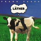 FRANK ZAPPA Läther album cover