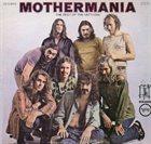 FRANK ZAPPA Mothermania album cover