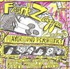 FRANK ZAPPA Playground Psychotics album cover