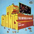 FRANK ZAPPA Pop Giants Vol.27 album cover
