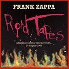 FRANK ZAPPA Road Tapes, Venue #1 album cover