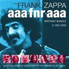 FRANK ZAPPA The Frank Zappa AAAFNRAAA Birthday Bundle album cover