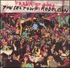 FRANK ZAPPA Tinseltown Rebellion album cover