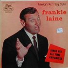 FRANKIE LAINE America's No. 1 Song Stylist album cover