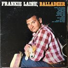 FRANKIE LAINE Balladeer album cover