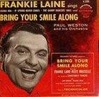 FRANKIE LAINE Bring Your Smile Along album cover