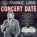 FRANKIE LAINE Concert Date album cover