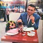 FRANKIE LAINE Foreign Affair album cover