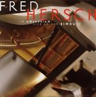 FRED HERSCH In Amsterdam: Live at the Bimhuis album cover