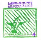 FRED LONBERG-HOLM Anagram Solos album cover