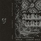 FRED LONBERG-HOLM Lisbon Solo album cover