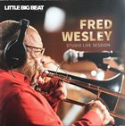 FRED WESLEY Studio Live Session album cover