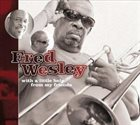 FRED WESLEY With A Little Help From My Friends album cover