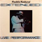 FREDDIE HUBBARD Extended album cover