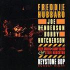 FREDDIE HUBBARD Keystone Bop: Sunday Night album cover