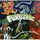 FUNKADELIC Motor City Madness album cover