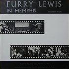 FURRY LEWIS Furry Lewis In Memphis album cover