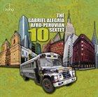 GABRIEL ALEGRIA 10 album cover