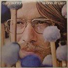 GARY BURTON Alone at Last album cover