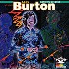 GARY BURTON Artist's Choice album cover