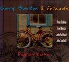 GARY BURTON Departure album cover
