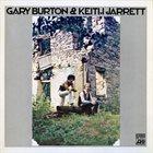 GARY BURTON Gary Burton & Keith Jarrett album cover