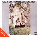 GARY BURTON Gary Burton: Throb (with Keith Jarrett) album cover