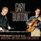 GARY BURTON Generations album cover
