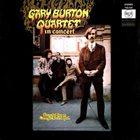 GARY BURTON In Concert album cover