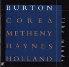 GARY BURTON Like Minds album cover