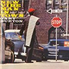 GARY BURTON New Vibe Man in Town album cover