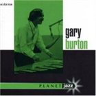 GARY BURTON Planet Jazz album cover